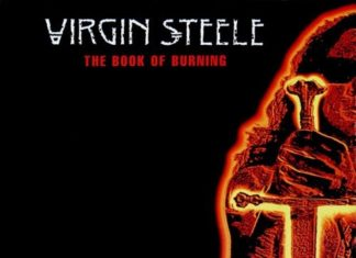 Virgin Steele - The Booking Of Burning