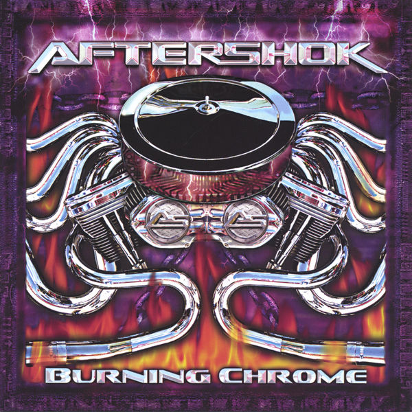 Aftershok – Burning Chrome