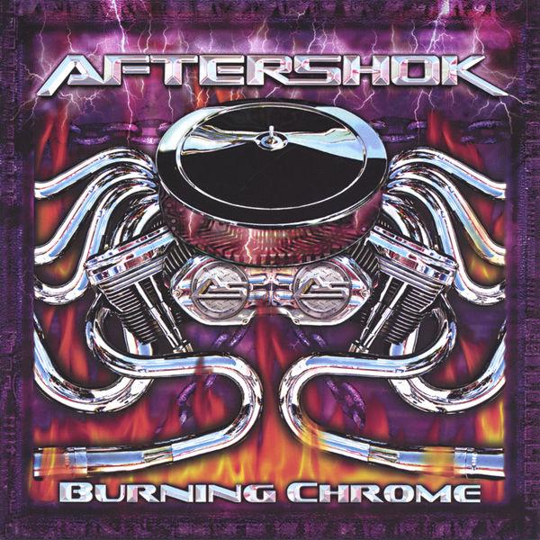 Aftershok – Burning Chrome