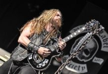 Black Label Society – Pittsburgh, PA