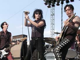 L.A. Guns 2002